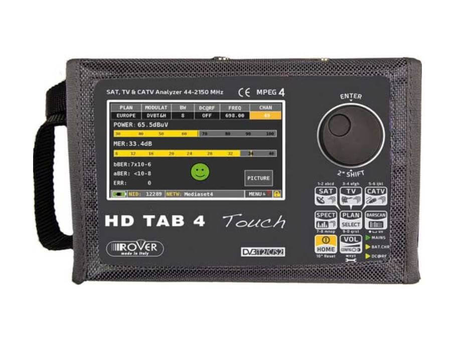 HD TAB4 Touch 2