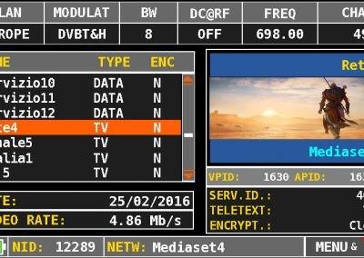HD TAB4 - Usługi TV